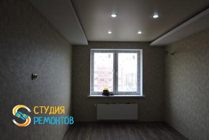 Капитальный ремонт комнаты в квартире 37 кв.м. фото 1