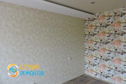 Капитальный ремонт комнаты в квартире 37 кв.м. фото 2