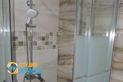 Капитальный ремонт санузла в квартире 37 кв.м. фото 2
