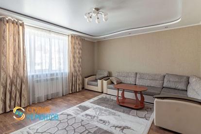 Капитальный ремонт жилой комнаты в квартире 38 кв.м.