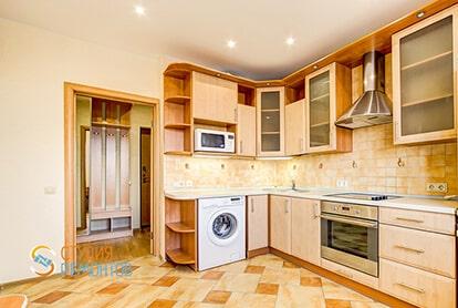 Капремонт кухни в квартире 39 кв.м.