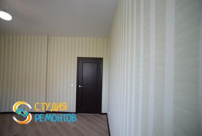 Косметический ремонт гостинной комнаты в квартире 40 м2 фото 2