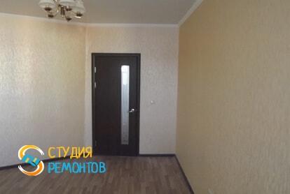 Косметический ремонт гостинной в квартире 40 кв.м. фото 1