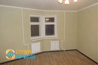 Косметический ремонт спальни в квартире 40 кв.м. фото 2