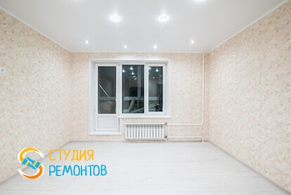 Косметический ремонт спальни в квартире 40 м2 фото 1