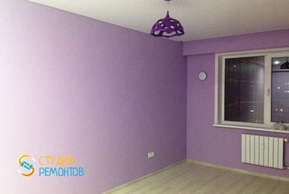 Капитальный ремонт квартиры 43 кв.м. Спальня, фото-1