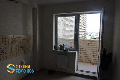 Косметический ремонт квартиры 43 кв.м. Кухня, фото-2
