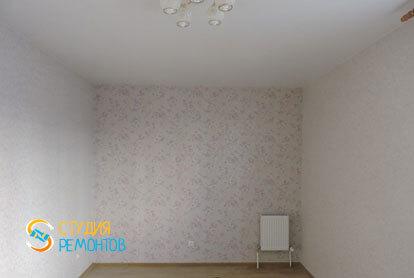 Косметический ремонт квартиры 43 кв.м. Спальня, фото-2