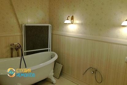 Косметический ремонт совмещенного санузла в квартире 44 кв.м. фото 2