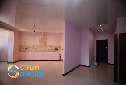 Капитальный ремонт кухни в квартире 45 кв.м.