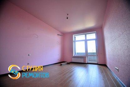 Капитальный ремонт спальни в квартире 45 кв.м. фото 1