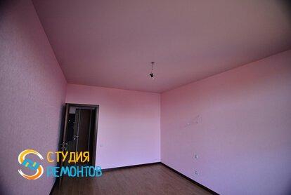 Капитальный ремонт спальни в квартире 45 кв.м. фото 2