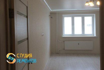 Капремонт жилой комнаты в квартире 45 кв.м.