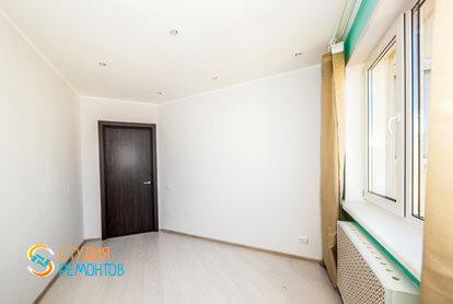 Евроремонт в двухкомнатной квартире 46 м2 - Гостиная