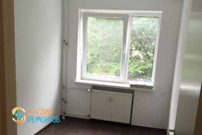 Ремонт спальни в квартире 46 м2 на Ленинском проспекте