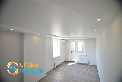 Евроремонт спальни в квартире 50 кв.м. фото 1
