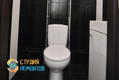 Евроремонт туалета в квартире 50 кв.м.