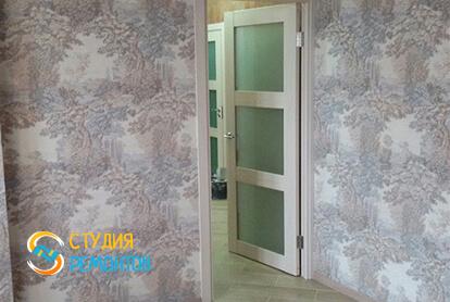 Косметический ремонт кухни в квартире 50 кв.м. фото 1