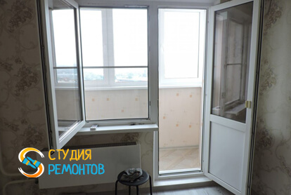 Косметический ремонт кухни в квартире 50 м2 фото 2