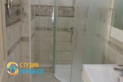 Косметический ремонт ванной в квартире 50 м2
