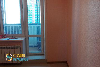 Косметический ремонт кухни в квартире 52 кв.м. фото 2