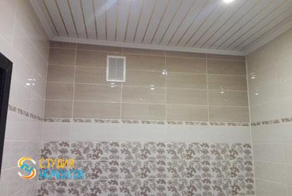 Косметический ремонт санузла в квартире 52 кв.м. фото 1