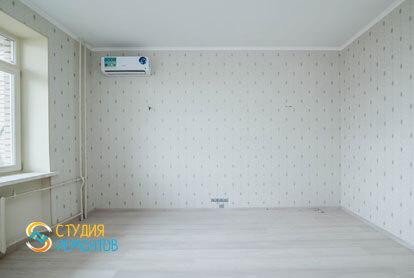 Косметический ремонт спальни в квартире 52 кв.м. фото 2
