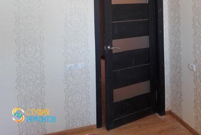 Косметический ремонт жилой комнаты в квартире 52 кв.м. фото 1