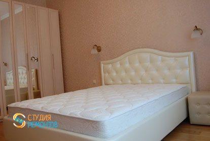 Ремонт спальни в квартире 53 м2 в Переделкино
