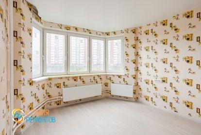 Ремонт кухни в квартире 57 м2 в Митино