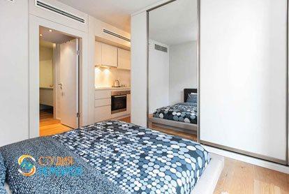 Ремонт спальни в квартире 57 кв.м. в Беляево