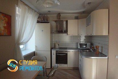 Капитальный ремонт кухни в квартире 60 кв.м.