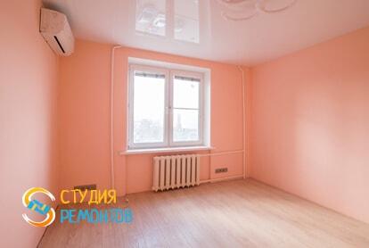 Капитальный ремонт спальни в квартире 60 кв.м. фото 1
