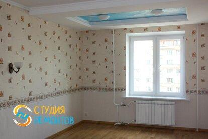 Капремонт ремонт детской в квартире 60 кв.м.