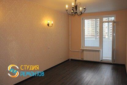 Косметический ремонт комнаты в квартире 60 кв.м.