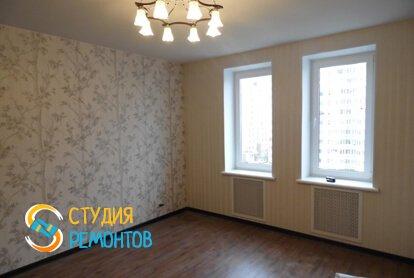 Косметический ремонт спальни в квартире 60 кв.м.