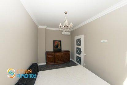 Ремонт спальни в квартире 64 м2 в Одинцово