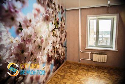 Капитальный ремонт спальни в квартире 65 кв.м.