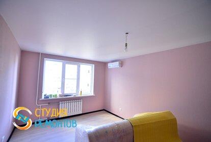 Евроремонт гостиной в квартире 70 кв.м.