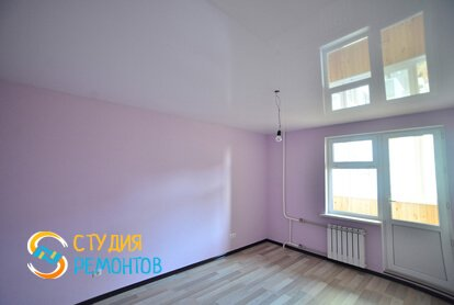 Евроремонт спальни в квартире 70 кв.м.
