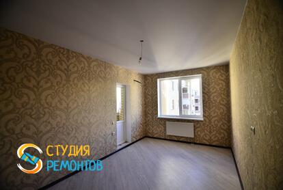 Капитальный ремонт комнаты в квартире 70 кв.м. фото 2