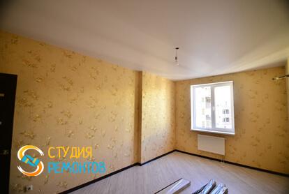 Капитальный ремонт спальни в квартире 70 кв.м.