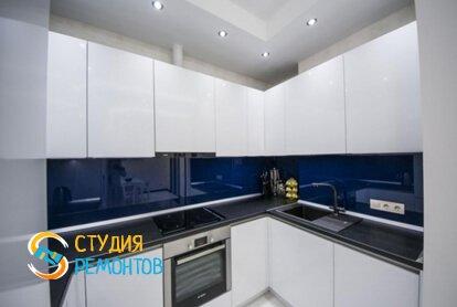 Капремонт кухни в квартире 70 кв.м.