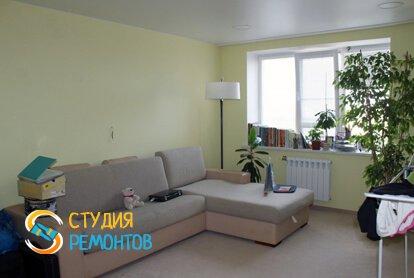 Евроремонт детской в квартире 80 м2