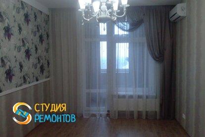 Евроремонт комнаты в квартире 80 кв.м.