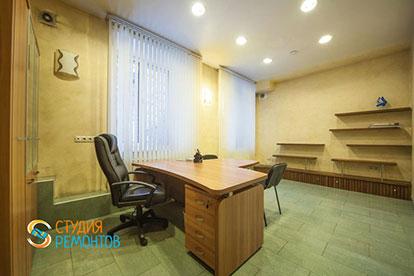 Евроремонт офиса 14 метров