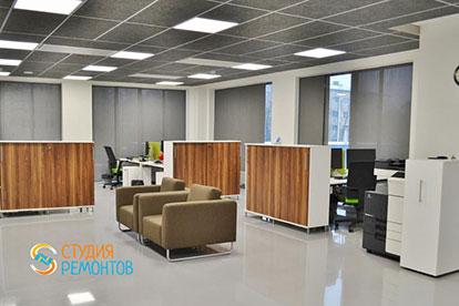Косметический ремонт офиса 30 метров
