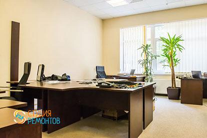 Ремонт офисного помещения под ключ 20 м2