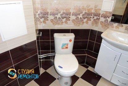 Капремонт санузла 6 кв.м. фото-1