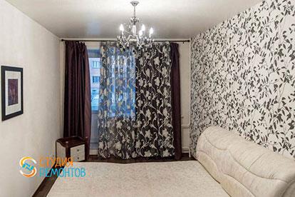 Ремонт спальни под ключ 11 кв.м.